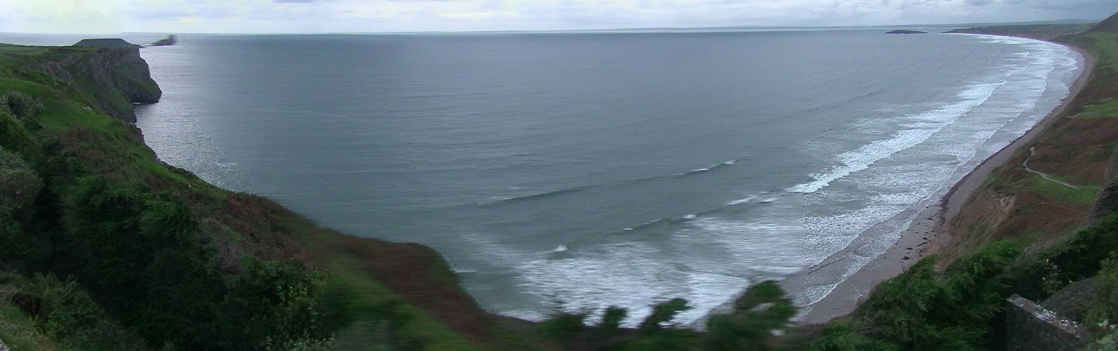 Latest webcam still for Llangennith / Rhossili