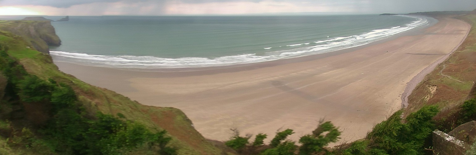 Webcam mais recente para Llangennith / Rhossili