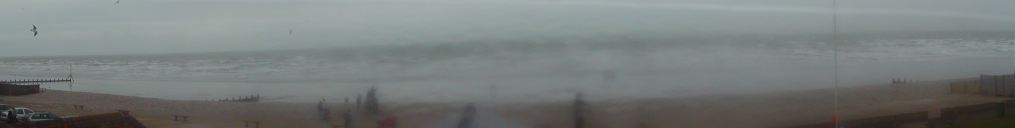 Latest webcam still for Bracklesham Bay